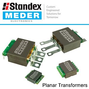 StandexMEDER_Planar Transformers