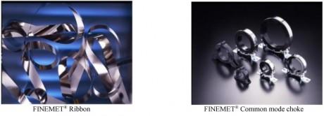Hitachi FINMET ribbon