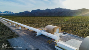 Virgin Hyperloop One Advanced Technology Development and Testing Center