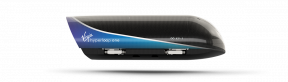 Virgin Hyperloop One pod prototype